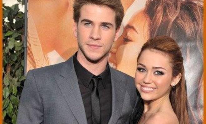 Miley Cirus y Liam Hemsworth nominados a la mejor pareja
