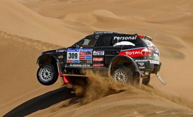 Rally Dakar 2012: Zonas Arqueológicas estarán protegidas