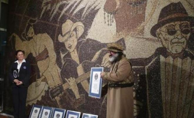 Saimir Strati y la sexta vez que logró un Récord Guinness