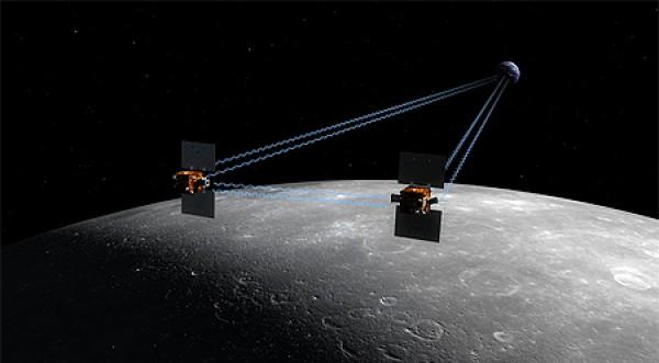 Segunda sonda de la NASA consiguió la órbita lunar en Año nuevo