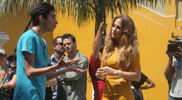 Peruano que apuesta por un cupo en el 'reality' de J.Lo y Marc Anthony lucha por su sueño
