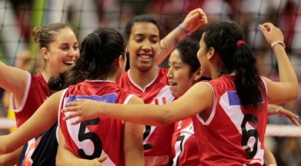 Primera Copa Panamericana Sub 23 de Voleibol se realizará en el Perú