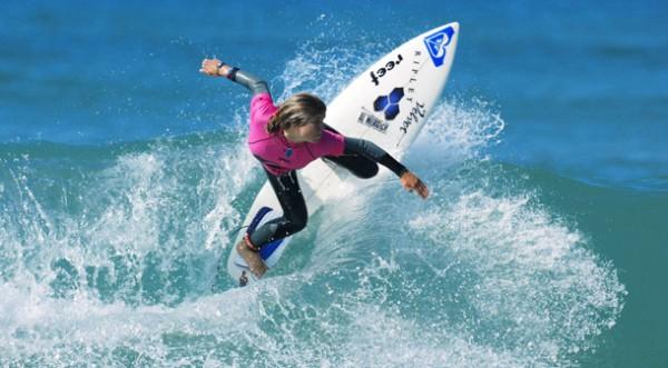 Sofia Mulanovich ganó la medalla de oro en el ISA China Cup 2012
