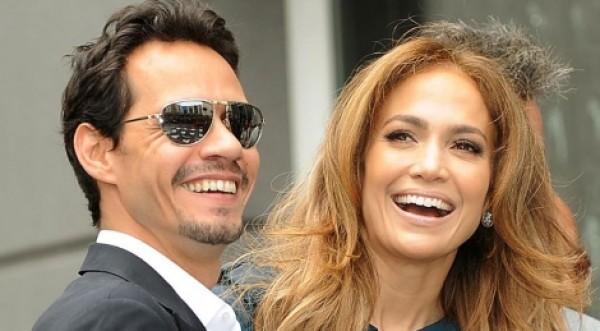 J.Lo y Marc Anthony promueven su nuevo 'reality'