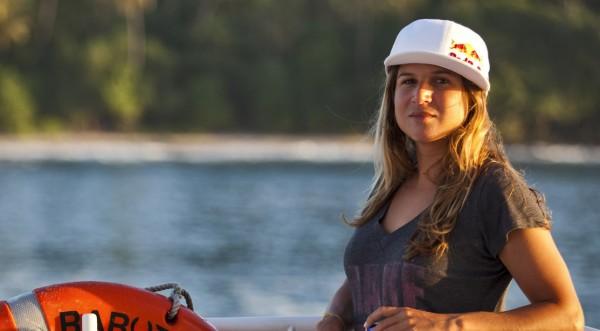 Sofía Mulanovich piensa seguir en el mundo del surf