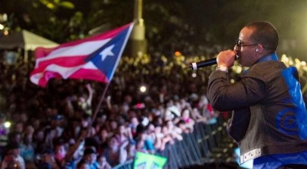 """Daddy Yankee participó en concierto """"Echar pa'lante"""""""