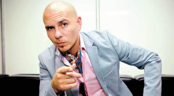 Pitbull lleva su gira a México