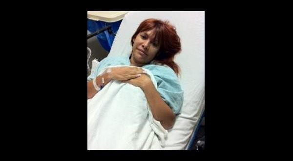 Magaly Medina fue internada en hospital de Miami