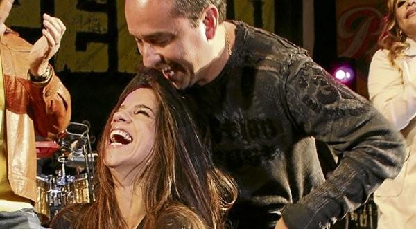 Roberto Martínez habló sobre su romance con Vanessa Terkes