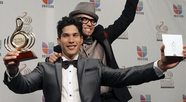 Conoce los ganadores de los Premios Lo Nuestro 2012