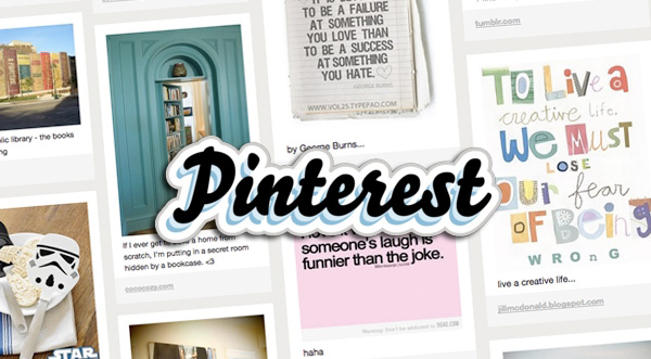 Nuevo boom en redes sociales llamada, Pinterest