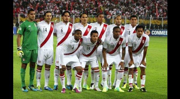 Selección peruana viajó a Túnez