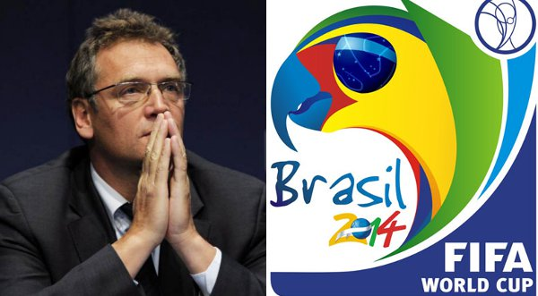 Mundial de Fútbol Brasil 2014 presenta problemas