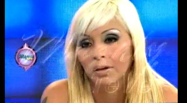 Maribel Velarde se confiesa