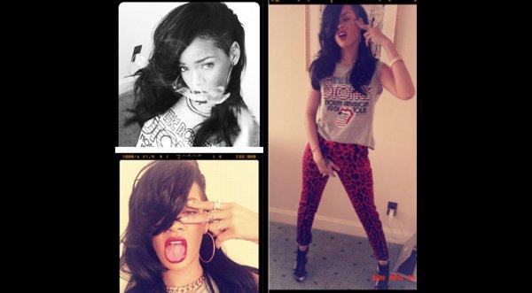 Rihanna se cambia de look