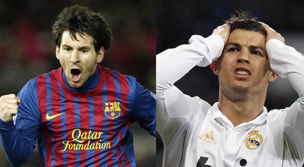 ¡Lo admira! Hijo de Cristiano Ronaldo mira videos de Lionel Messi