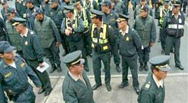 Congresó archivó proyecto de servicio policial voluntario