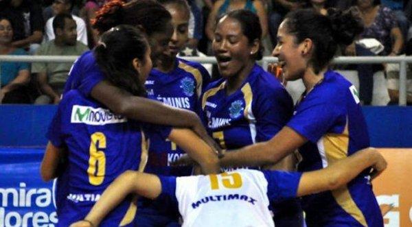 Géminis y San Martín se disputan hoy final de la Liga de Voley Femenino