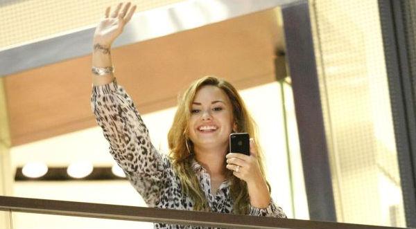Demi Lovato conquistó al público peruano