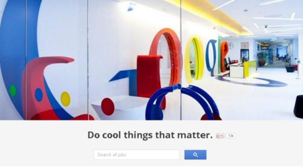 Ahora podrás conseguir trabajo en Google+