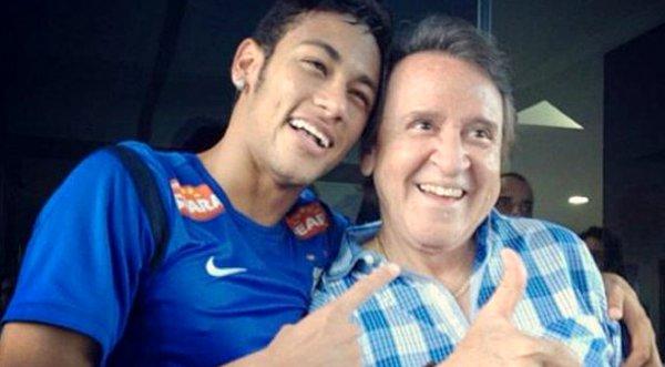 Neymar Se Encontr   Con Kiko Del Chavo Del Ocho