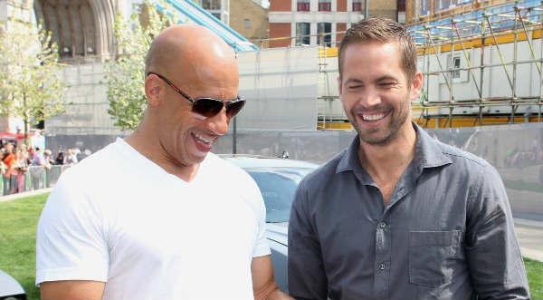 Video: Vin Diesel publica video en homenaje a Paul Walker