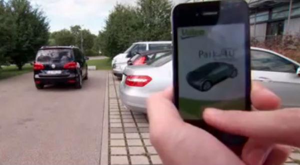 Crean aplicación para estacionar un auto por celular
