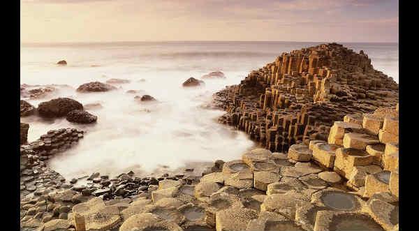 ¡Impresionante! Mira las fotos más asombrosas de paisajes mas raros del mundo