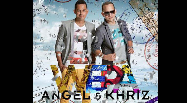 Angel y Khriz presentan su nuevo tema 'Wepa'- VIDEO