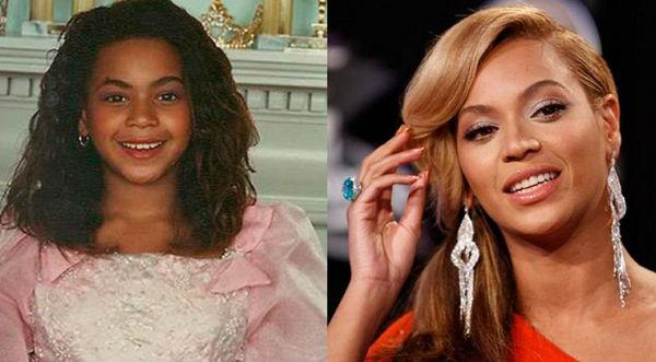 Descubre el antes y después de algunos de tus cantantes favoritos- FOTOS