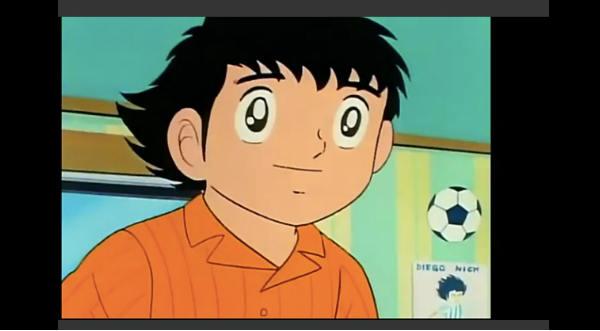 Oliver Atom era fan de Diego Maradona. Chékalo aquí - VIDEO