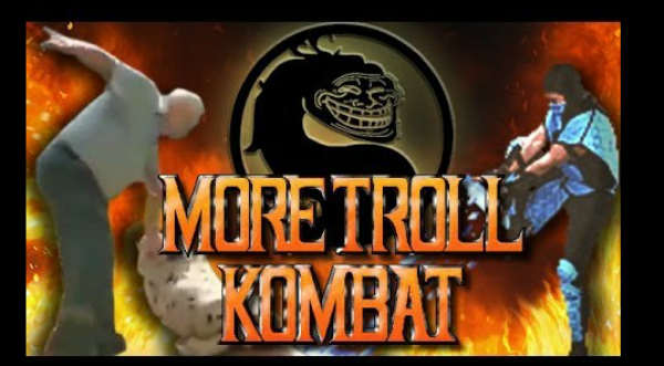 Gracioso: Ríete con los 'More Troll Kombat' - VIDEO