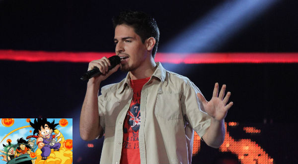 Joven impresionó al cantar tema de Dragon Ball en 'La Voz'- VIDEO