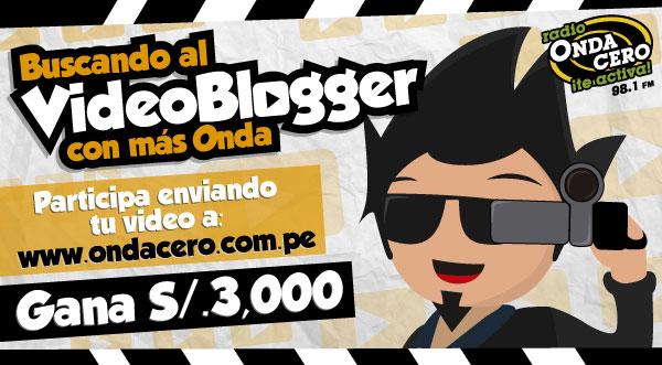 ¡Onda Cero está buscando al Videoblogger con más Onda!