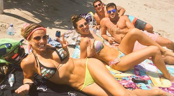 galerias de fotos de chicas en la playa: