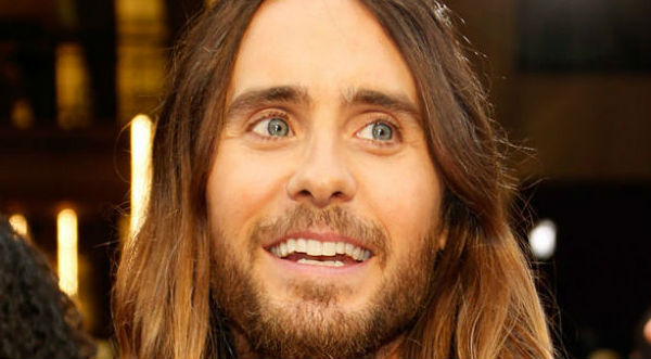 Jared Leto cambió rotundamente de 'look' para interpretar al Guasón- FOTOS