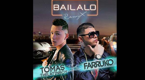 Tomas 'The Latin Boy' y Farruko estrenan el remix de 'Báilalo' - VIDEO