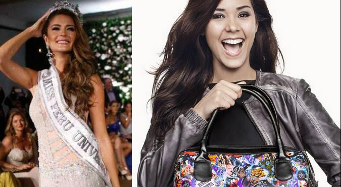 Entérate en qué quiso 'serruchar' la nueva Miss Perú a Karen Schwarz- VIDEO