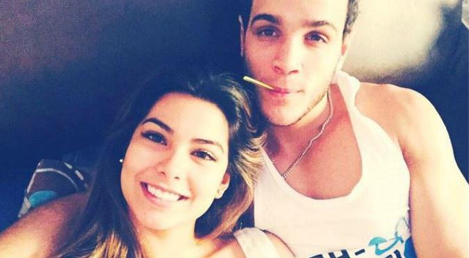 ¡Qué románticos! Checa la tierna imagen de Mario e Ivana- FOTO