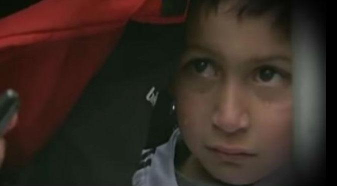 ¡Cumplió un deseo! Niño llora al recibir camiseta firmada por Cristiano Ronaldo – VIDEO