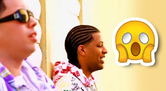 ¿Sabías que Daddy Yankee y Tito 'el bambino' aparecen en el videoclip de 'Sensación del Bloque'?