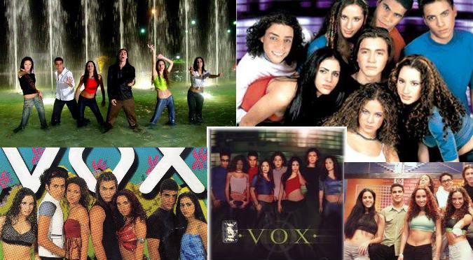 ¿Recuerdas al grupo musical 'VOX'? Checa cómo lucen ahora- FOTOS