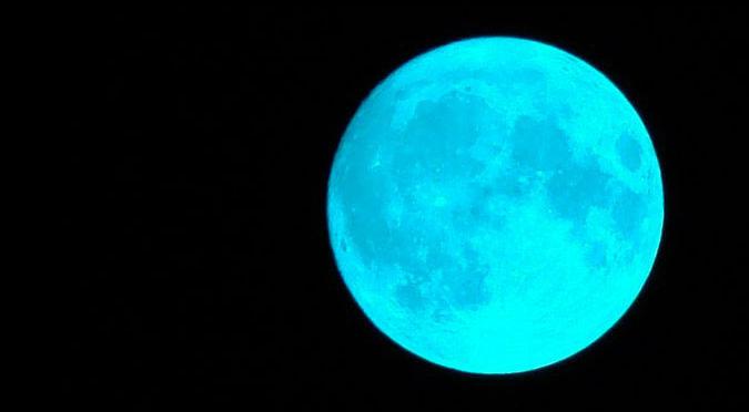 Entérate cuándo disfrutarás de ver la 'Luna Azul'