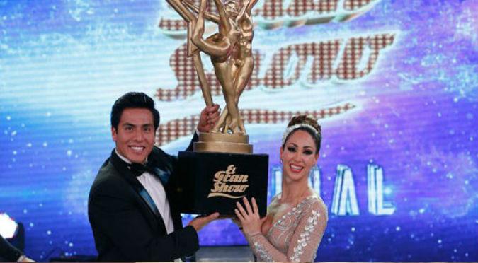Melissa Loza envió conmovedor mensaje tras ganar 'El Gran Show