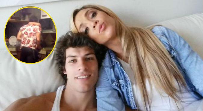 Estas imágenes confirman la infidelidad de Patricio Parodi- VIDEO