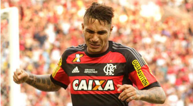 ¿Por qué lloró Paolo Guerrero luego de anotar contra el Sao Paulo? - VIDEO