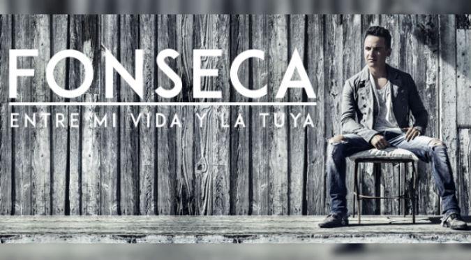 Escucha 'Entre mi vida y la tuya', el nuevo sencillo de Fonseca  - VIDEO