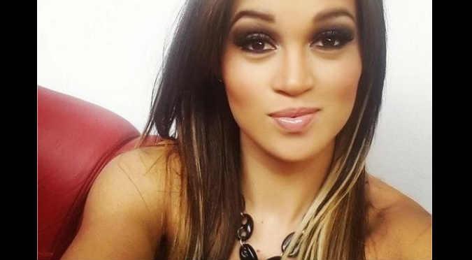¿Qué dijo Angie Arizaga al reaparecer en televisión? - VIDEO