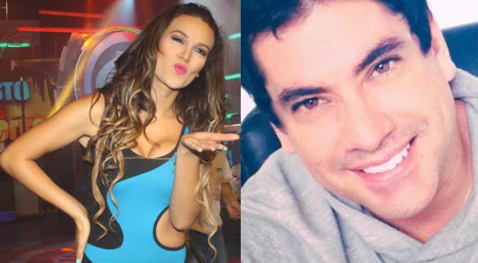¿Angie Arizaga tiene un nuevo amor? - VIDEO