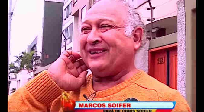 ¡Rugió el León! ¿Qué dirá el 'Churrito' después de las declaraciones del papá de Chris Soifer? - VIDEO
